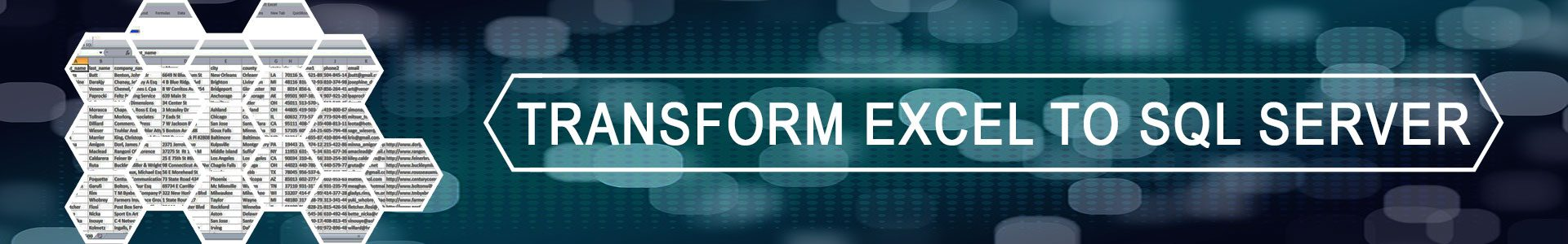 Excel-to-SQL
